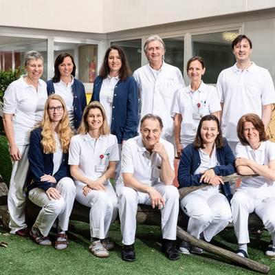 Umfassende Therapie für kleine Patienten