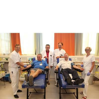 Weltblutspendetag: Sei ein#lifesaver Heldund spende Blut!