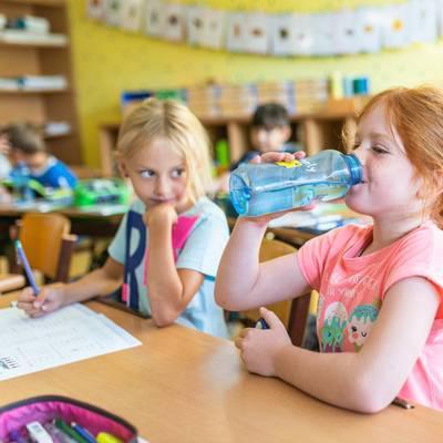 Wasser macht Schule