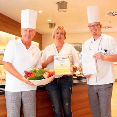 Bio-Zertifikat für Küche