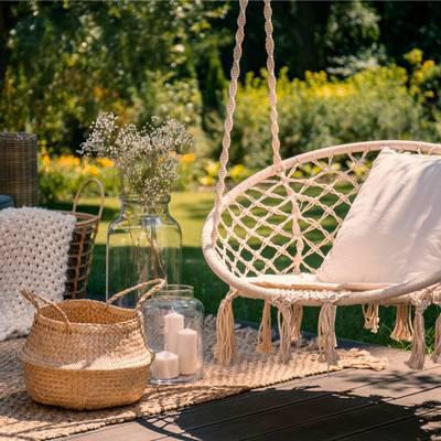 Sommerdeko: Zuhause ist es doch am schönsten!