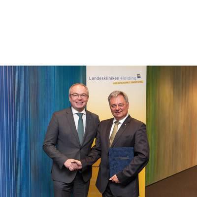 Neuer Medizinischer Geschäftsführer in der NÖ Landeskliniken-Holding