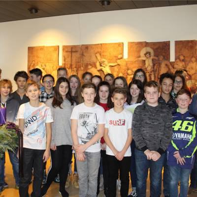 UK Krems: Schüler zu Besuch