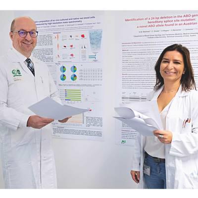 Covid-19: Blutgruppe und Erkrankungsrisiko