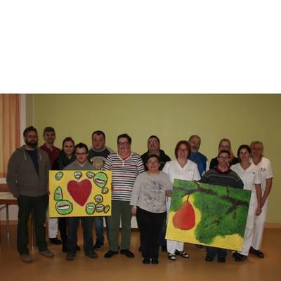 Ausstellung der NÖ Lebenshilfe