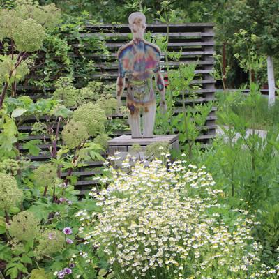 Garten für die Gesundheit