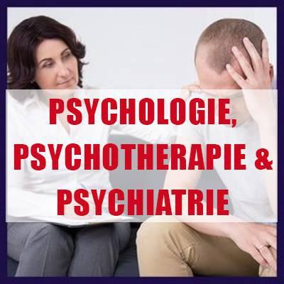 Psychologie, Psychotherapie & Psychiatrie