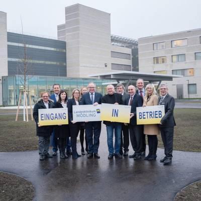 LK Mödling: Neubau abgeschlossen