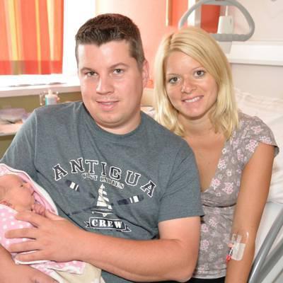 500. Baby geboren