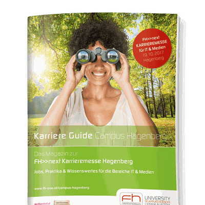 Karriere Guide – Campus Hagenberg