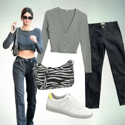 Dress like Kendall Jenner