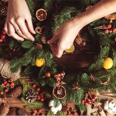 Weihnachtsdeko: So einfach schmückst du dein Zuhause