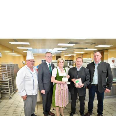 Landesklinikum Waidhofen/Ybbs setzt auf beste heimische Lebensmittel