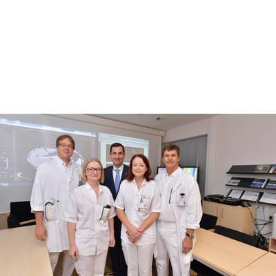 Das Herz der onkologisch ausgerichteten Medizin