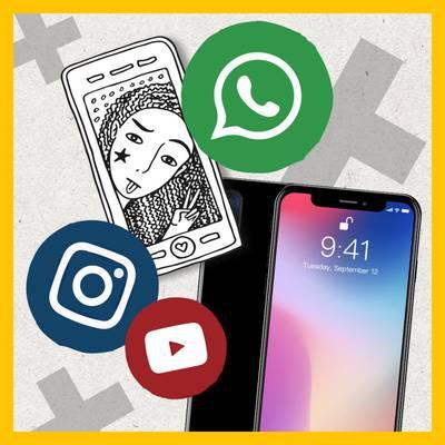#iPHONE – DIE WHATSAPP-NACHRICHT ZUM GLÜCK