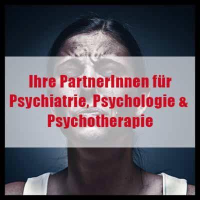Ihre PartnerInnen für Psychiatrie, Psychologie & Psychotherapie