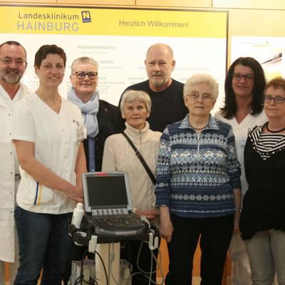 Ultraschall für Palliativteam