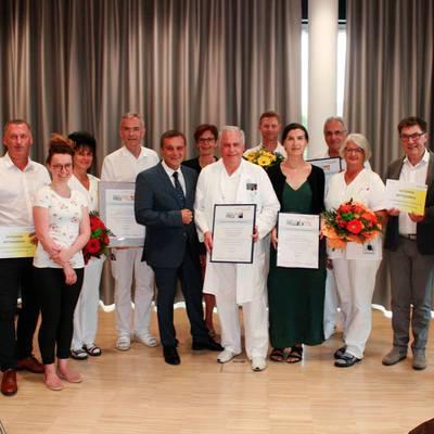 Landtagsabgeordneter gratuliert zu Bestnoten