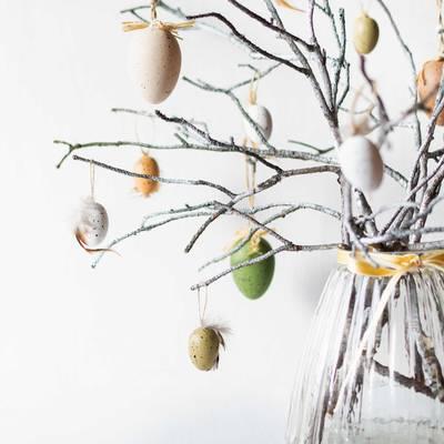 Frühlingsdeko: Alles für den Osterhasen