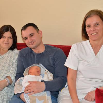 200. Baby im LK St. Pölten