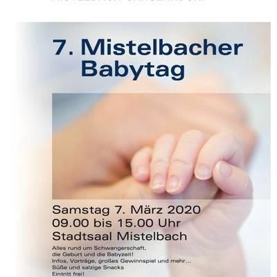 7. Mistelbacher Babytag