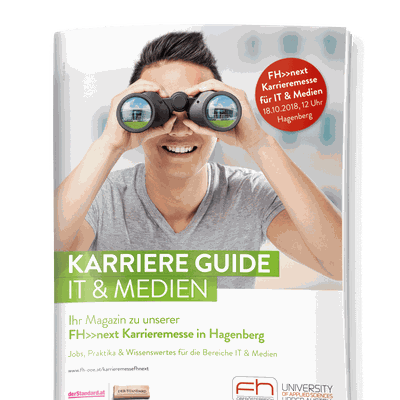Karriere Guide Campus Hagenberg