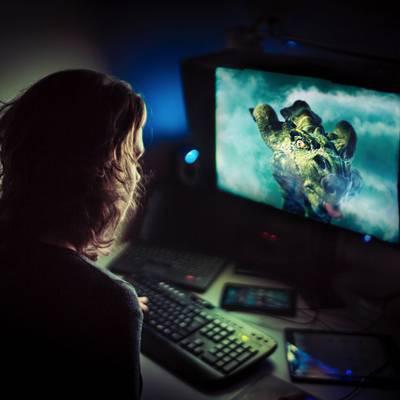 Spiel- und Mediensucht