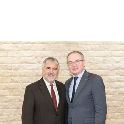 Verabschiedung des Medizinischen Geschäftsführers Dr. Robert Griessner