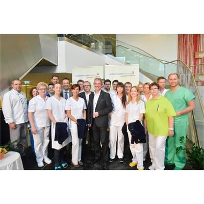 """""""Fashion Day"""" im Landesklinikum Mistelbach-Gänserndorf"""