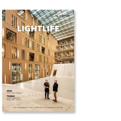 Lichttrends in Büro und Schule