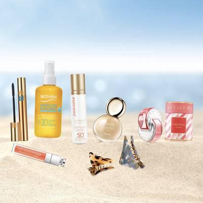 Trend Beach Beauty
