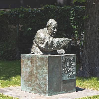 Jubiläum: 100 Jahre Erwin Ringel