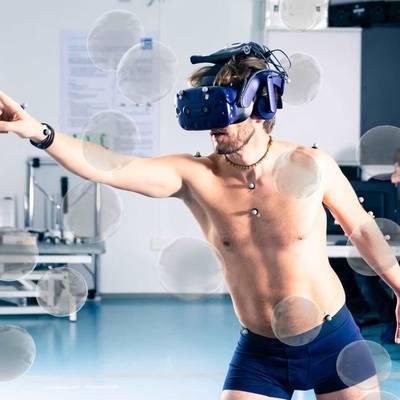 Heilen wir bald virtuell?