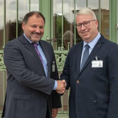 LK Mauer: Neuer Leiter für Forensische Psychiatrie
