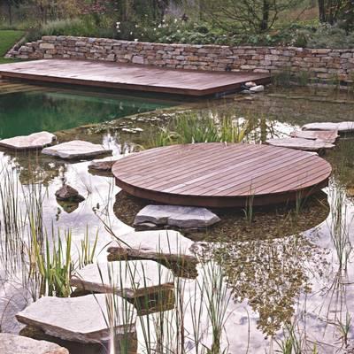 Wassergärten zum Verlieben