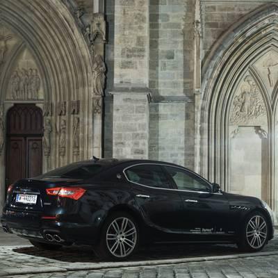 Maserati Nightshot