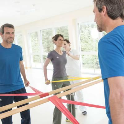 Aktiv gegen Rückenschmerzen