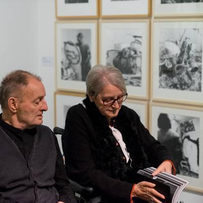 Günter & Anna Brus