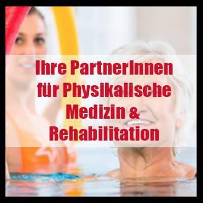 Ihre Partner für Physikalische Medizin & Rehabilitation
