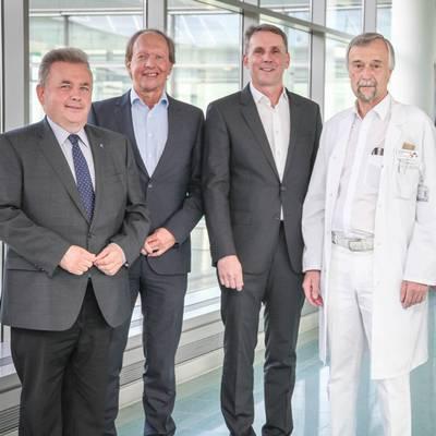 Neuer Abteilungsvorstand für Orthopädie