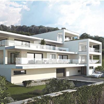News & neue Wohnbauten