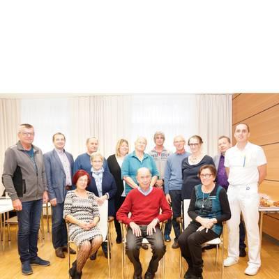 Selbsthilfegruppen-Partnerforum