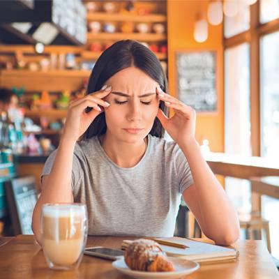 Psychischer Stress & Kopfschmerz