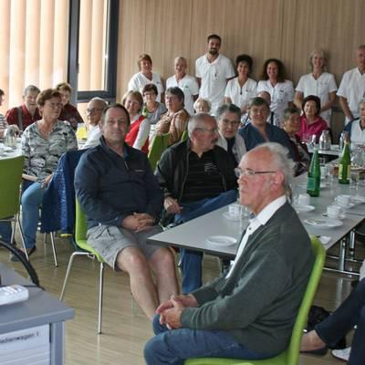 Selbsthilfegruppe für Parkinson