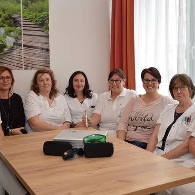 Neue Lasertherapie im LK Waidhofen/Thaya