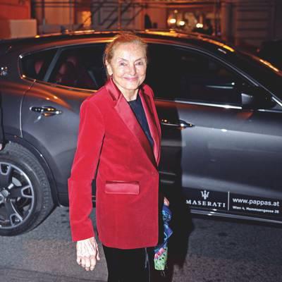 Erni Mangolds Maserati