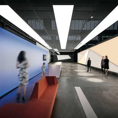 Neuer Campus mit Lichtforum