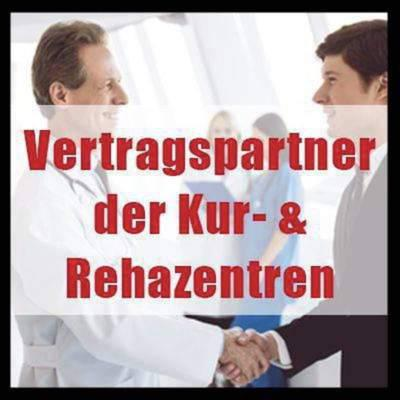 Vertragspartner der führenden Kur- und Rehabilitationszentren