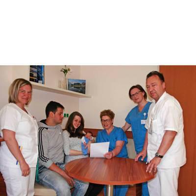 Neuer Service: Hebammen-Entlassungsbrief