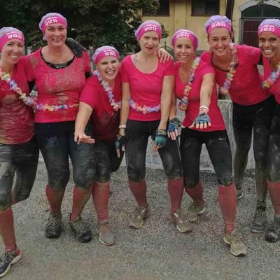 Sportlich gegen Brustkrebs